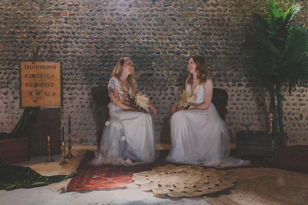 Waxham Barn Brides