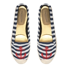 Carnaby nautical pumps
