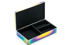Luxe Duke Oil Slick jewellery box