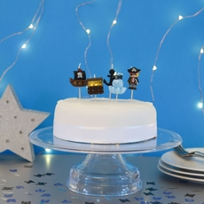 Brand new novelty cake candles and table scatter collection from Smiling Faces