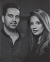 Pardeep Gill and Renu Kaur Gill , Cake designers