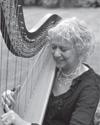 Helen Barley , Harpist