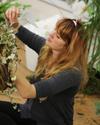 Jen Simpson, Florist