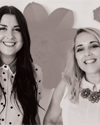 Emily Pettiford and Jessica Turley, Co-founders of Bespoke Bride