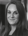 Christina Wood, Wedding and events manager
