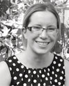 Emma Christopher, Wedding and events manager