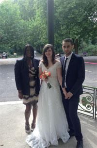 Special ceremony