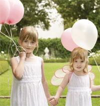 Child-friendly celebrations