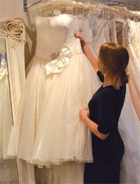 A bridal bargain