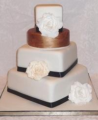 Cutting edge cake