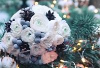 An icy arrangement