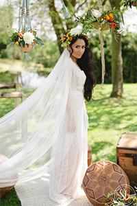 Boho-bridal