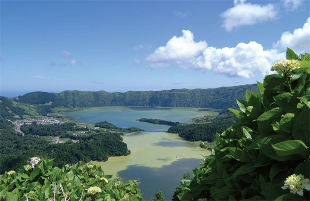 Win a honeymoon in the Azores, worth £4,000
