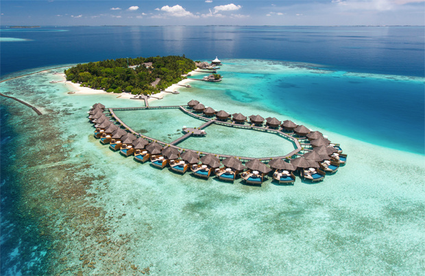 Win a honeymoon to the Maldives, worth more than £5,000