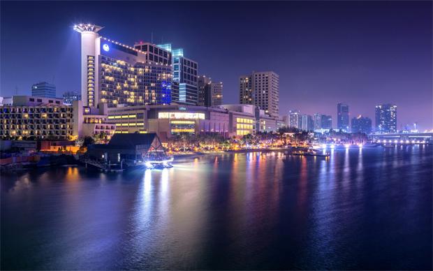 WIN! A romantic honeymoon to Abu Dhabi, worth more than £3,000