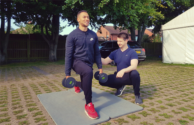 WIN! Pre-wedding personal training for two, worth £1,000