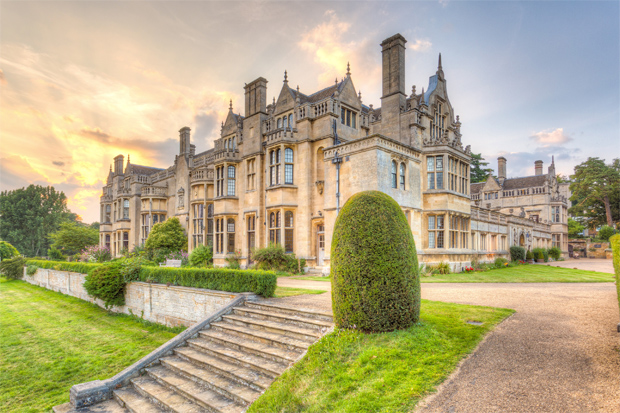 WIN! A night of luxury at Rushton Hall