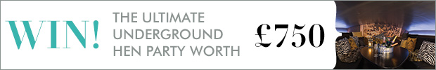 Win the ultimate underground hen party worth £750