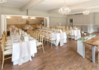 Win your wedding-day venue hire and more, worth up to £1,500