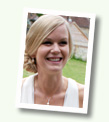 Georgina Cassels, Editor of Your London Wedding magazine