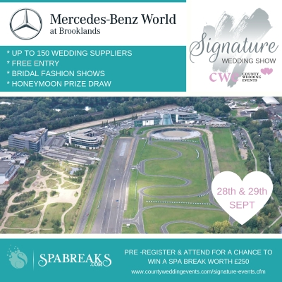 Signature Wedding Show at Mercedes Benz World