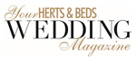 Your Herts and Beds Wedding magazine will be available at this event