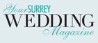 Your Surrey Wedding magazine is attending this event