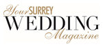 Your Surrey Wedding magazine will be available at this event