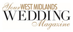 Your West Midlands Wedding magazine will be available at this event