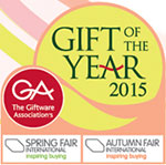 Gift of the Year 2015 launched