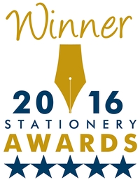 Stationery award winners 2016