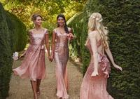 Let Goddiva dress you and your two besties for the big day!