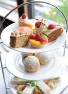 Win a champagne afternoon tea for two, worth £44