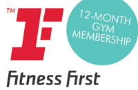 Get lifted - 12-month gym membership