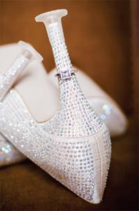 Well heeled, worth £250