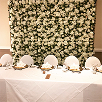 WIN! A flower wall & make-up trial