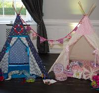 Win! Kid's tipi hire