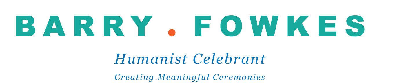 Barry Fowkes – Humanist Celebrant