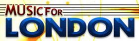 Visit the Music For London Ltd website