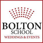 Visit the Bolton School Weddings and Events website