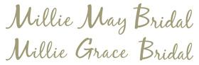 Visit the Millie Grace Bridal website