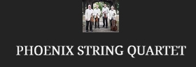 Visit the Phoenix String Quartet website