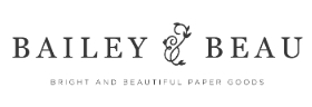 Visit the Bailey and Beau Paper Co. website
