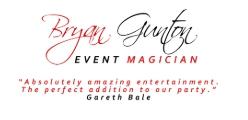 Visit the Bryan Gunton Close Up Magic website