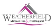 Visit the Weatherfield Marquee Hire & Event Support website