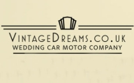 Visit the Vintage Dreams Wedding Cars website