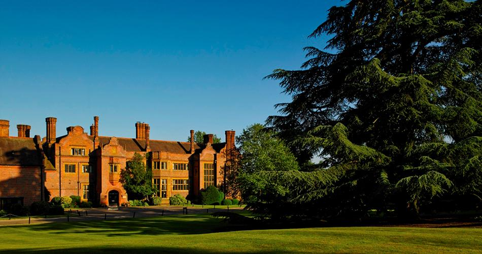 Image 1: Hanbury Manor Marriott Hotel & Country Club