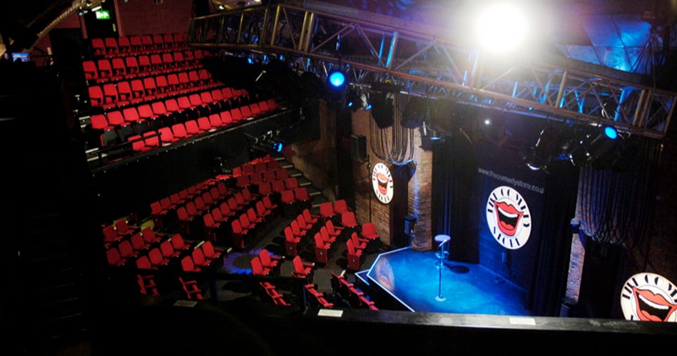 Image 1: The Comedy Store