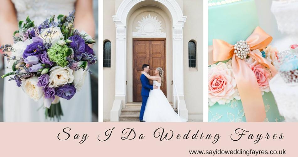 Image 1: Say I Do Wedding Fayres