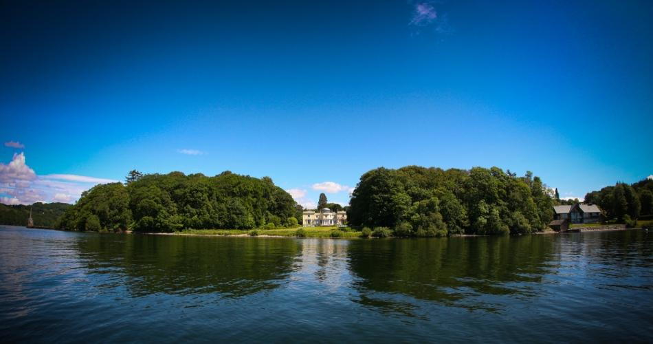 Image 1: Storrs Hall on the Lake